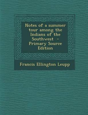 Notes of a Summer To...