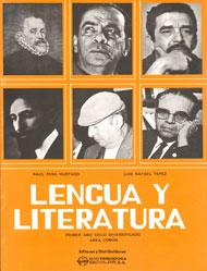 Lengua y literatura, 1er año de Ciencia