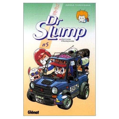 Dr Slump, tome 5