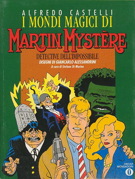 I mondi magici di Martin Mystère