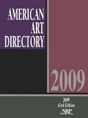 American Art Directory 2009