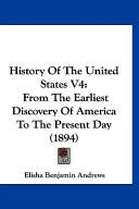 History of the United States V4