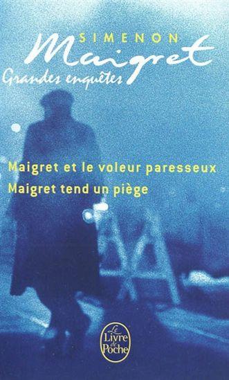 Les grandes enquètes de Maigret
