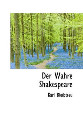 Der Wahre Shakespeare