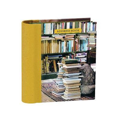 At Home With Books Mini Address Book