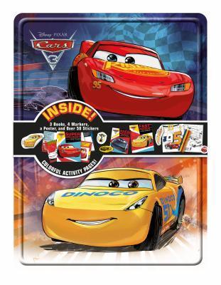 Disney Pixar Cars 3 Collector's Tin
