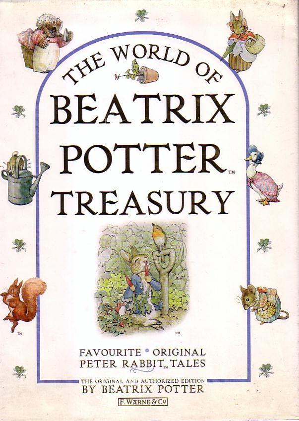 The World of Beatrix Potter Treasury