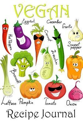 Vegan Recipe Journal