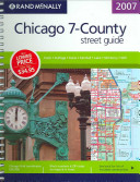 Rand McNally 2007 Chicago 7-County Street Guide