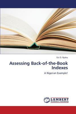 Assessing Back-of-the-Book Indexes
