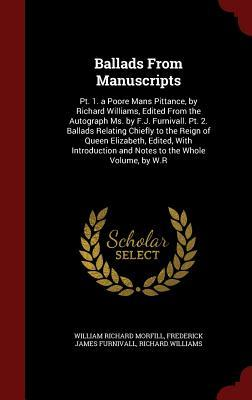 Ballads from Manuscripts
