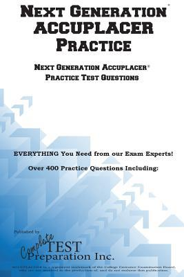 Next Generation Accuplacer® Practice