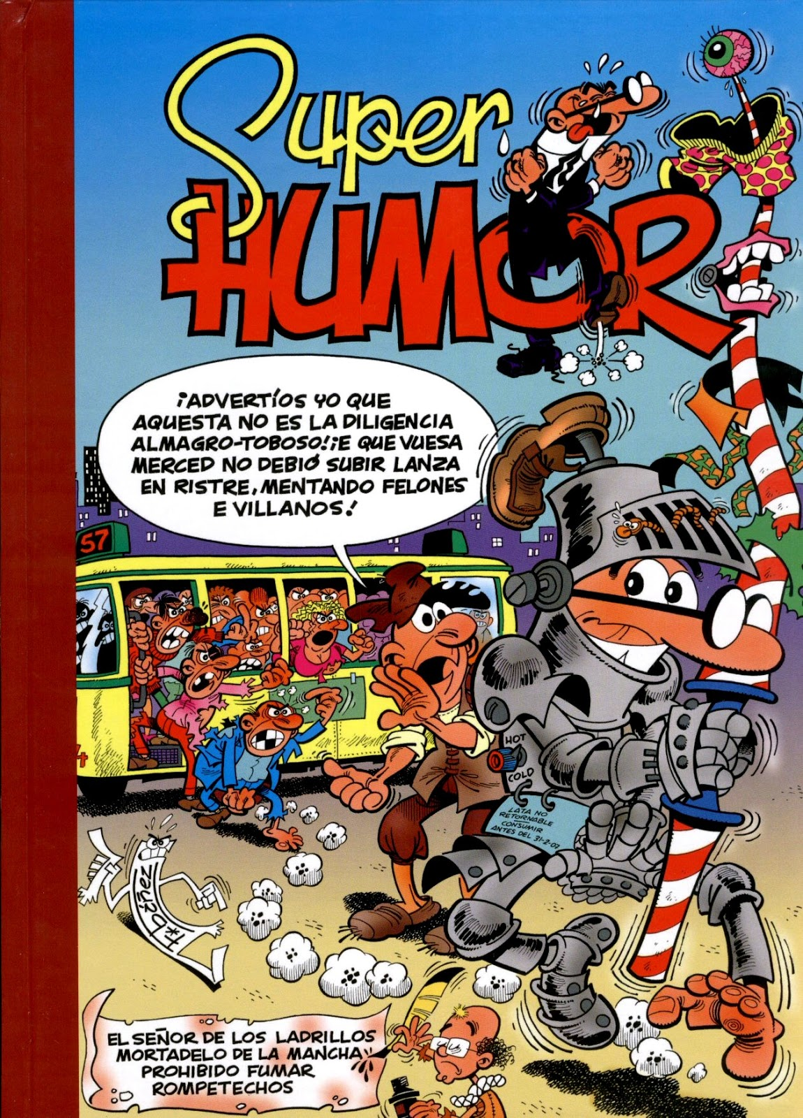 Súper Humor Nº 40