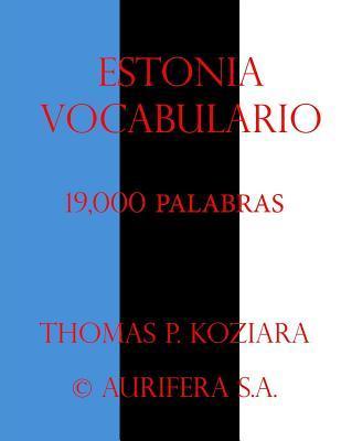 Estonia Vocabulario