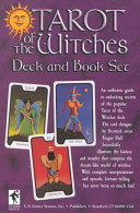 Tarot of the Witches Deck and Book Set