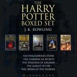 Harry Potter Adult Hbk Boxed Set