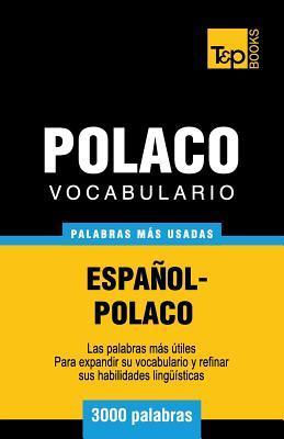 Vocabulario español-polaco - 3000 palabras más usadas
