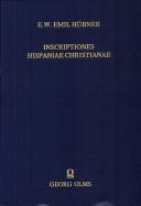 Inscriptiones Hispaniae Christianae