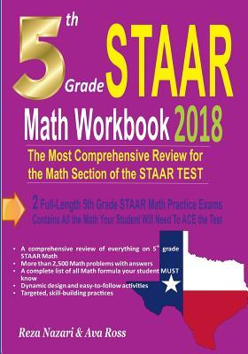5th Grade STAAR Math...