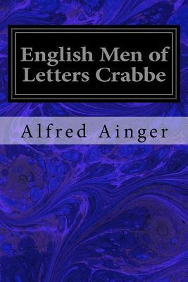 English Men of Letters Crabbe