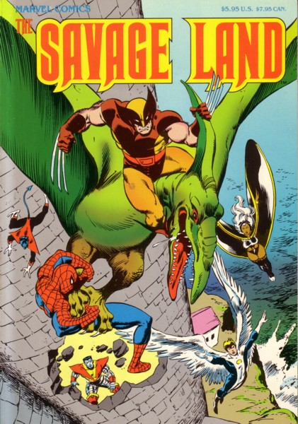 The Savage Land