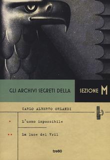 Gli archivi segreti della sezione M - Vol. 3