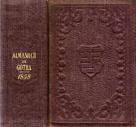Almanach de Gotha. Annuaire diplomatique et statistique pour l'année 1858