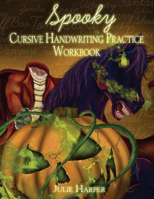 Spooky Cursive Handwriting Practice Workbook