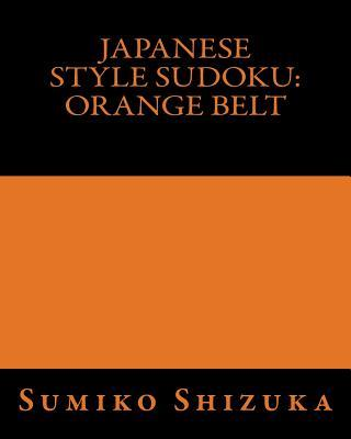 Japanese Style Sudoku Orange Belt