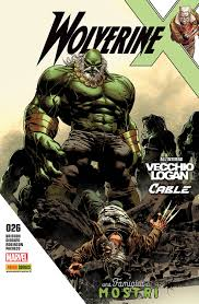 Wolverine n. 352