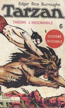 Tarzan l'indomabile
