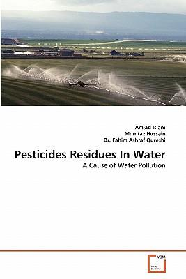 Pesticides Residues In Water