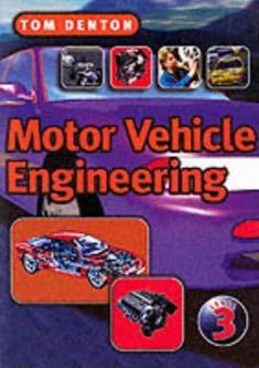 NVQ Motor Vehicle Engineering: Level Three