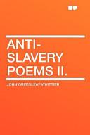 Anti-Slavery Poems I...