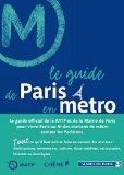 Le guide de Paris en métro