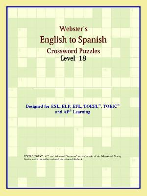 Webster's English to Spanish Crossword Puzzles