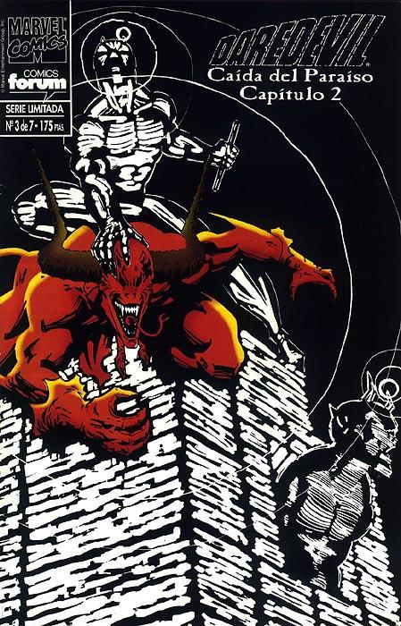 Daredevil: Caída del paraíso #3 (de 7)