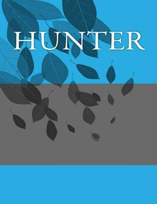 Hunter Write in Book