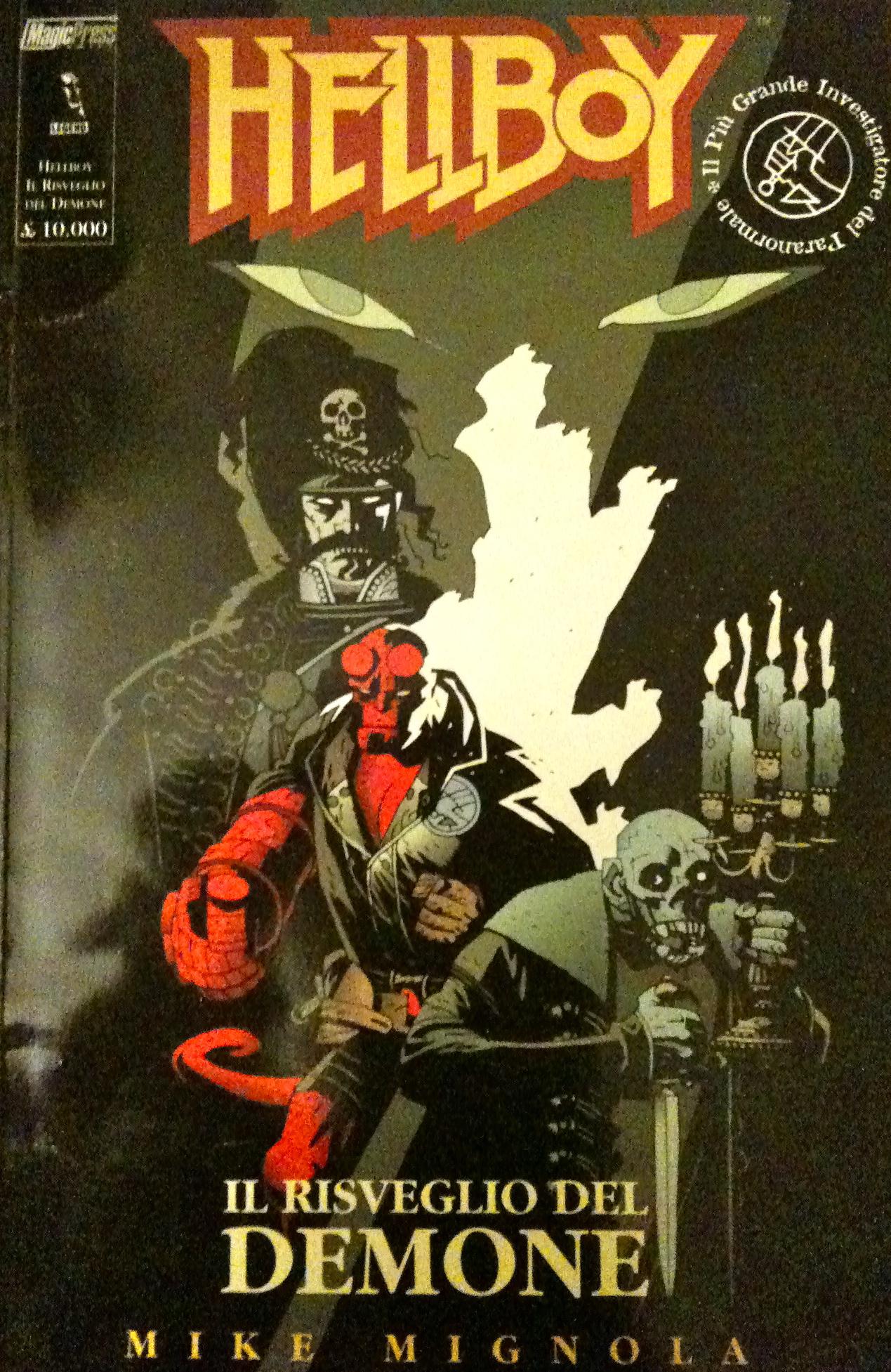 Hellboy - Il Risvegl...