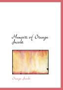 Memoirs of Orange Jacobs