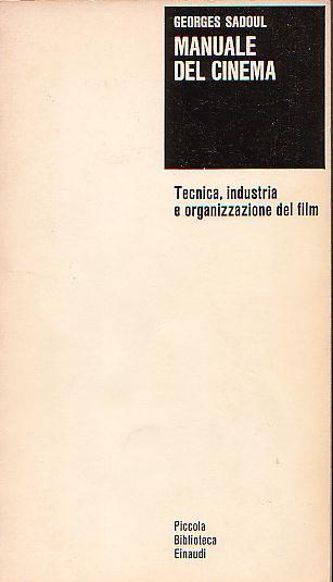 Manuale del cinema