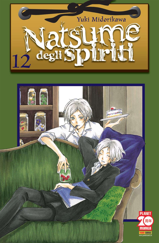 Natsume degli spiriti vol. 12