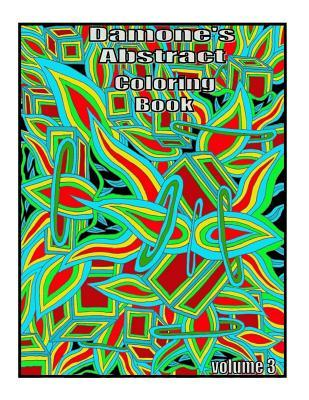 Damones abstrack coloring book 3