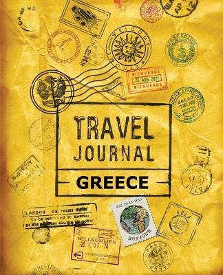Travel Journal Greec...