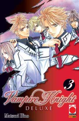 Vampire Knight Deluxe vol. 3