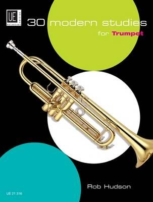 30 Modern Studies For Trumpet   - Trumpet In C