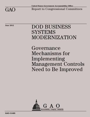 Dod Business Systems Modernization