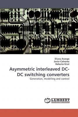 Asymmetric interleaved DC-DC switching converters