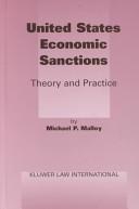 United States economic sanctions