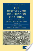 The History and Description of Africa